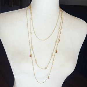 Madewell - Gold Layering Necklace